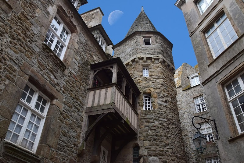 Saint Malo Buildings