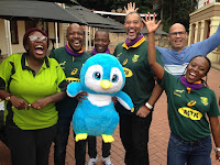 Amazing Race Gold Reef City