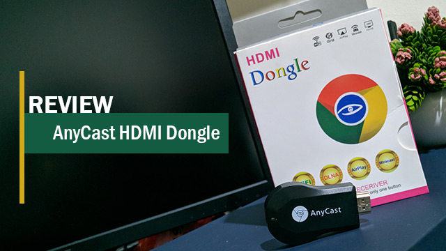 Review AnyCast HDMI Dongle
