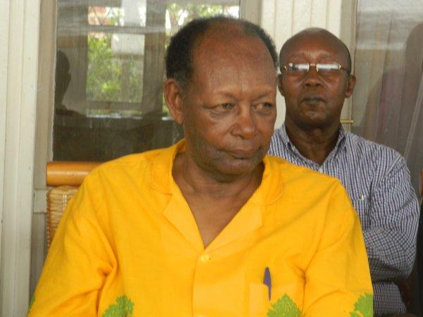 Col Jean Baptiste Bagaza wayoboye u Burundi yitabye Imana
