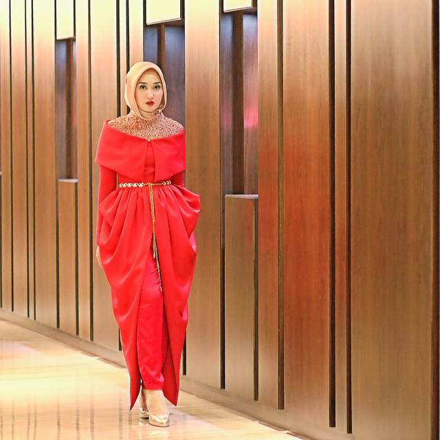 Inspirasi Dress Muslimah Modern Terbaru Toko Spesialist Kebaya