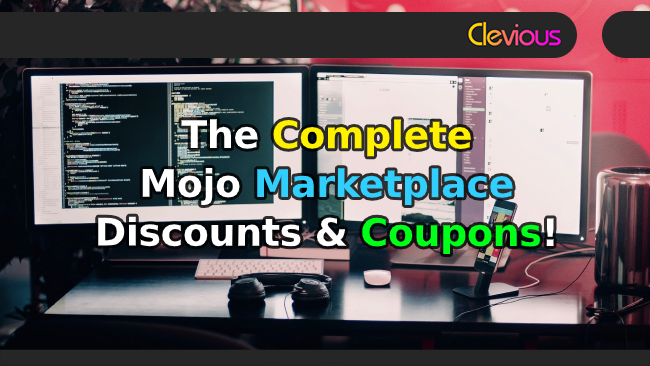 The Complete MOJO Marketplace Discounts & Coupons! - Clevious