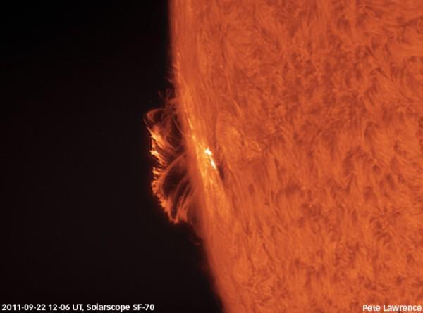 carrington level solar storm - photo #10