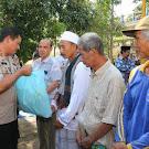 Kapolda NTB Salurkan Sejumlah Bantuan dalam Baksos di Lombok Utara