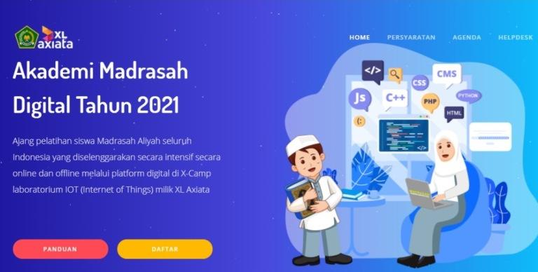 Inilah Daftar 20 Tim Lulus Seleksi Akademi Madrasah Digital Tahun 2021