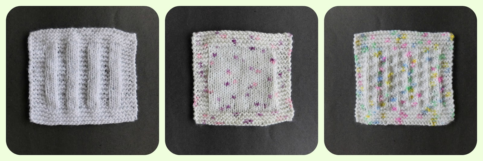 Mariannas Lazy Daisy Days Bonding Squares Dinah Crochet Dish Cloth