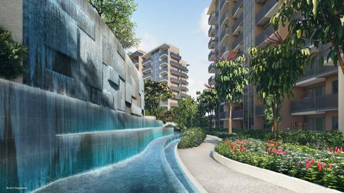 Sengkang Grand Residences - Aqua Hammock