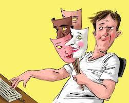 Al fragmentarse más nuestra personalidad nos sentimos vulnerables y caemos en adicción al Internet