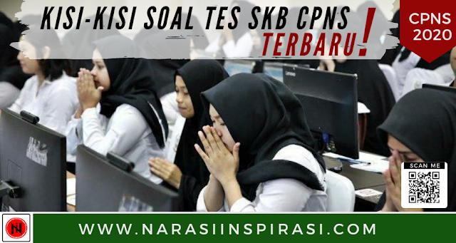 Kisi-Kisi Soal SKB CPNS Terbaru