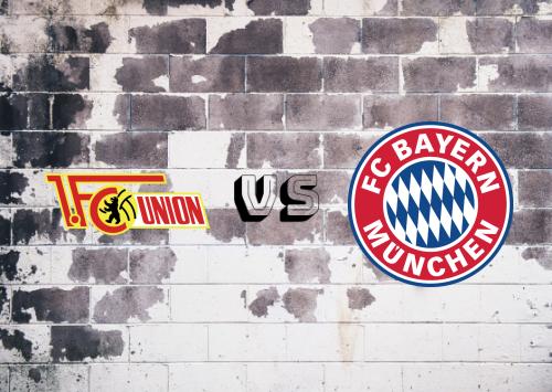 Union Berlin vs Bayern München  Resumen y Partido Completo