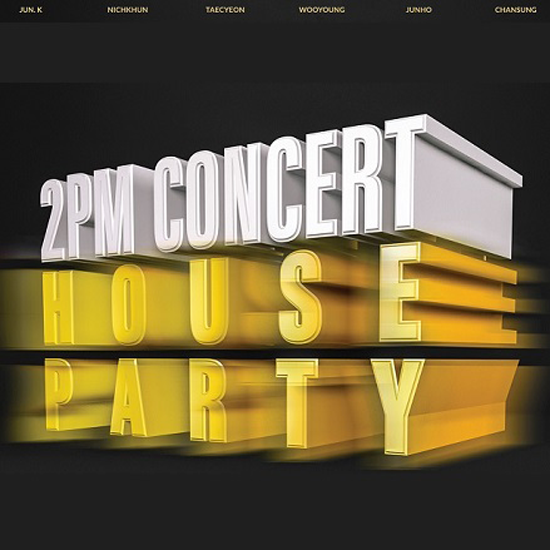[Concert] 2015 2PM Concert House Party In Seoul [DVDRIP]