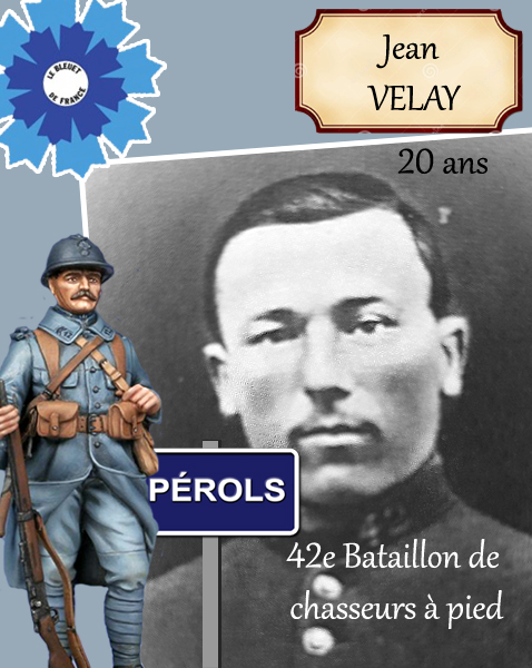 Jean velay – Pérols