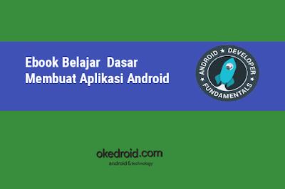 Ebook Belajar Dasar Membuat Aplikasi Android Studio Gratis PDF dari Google