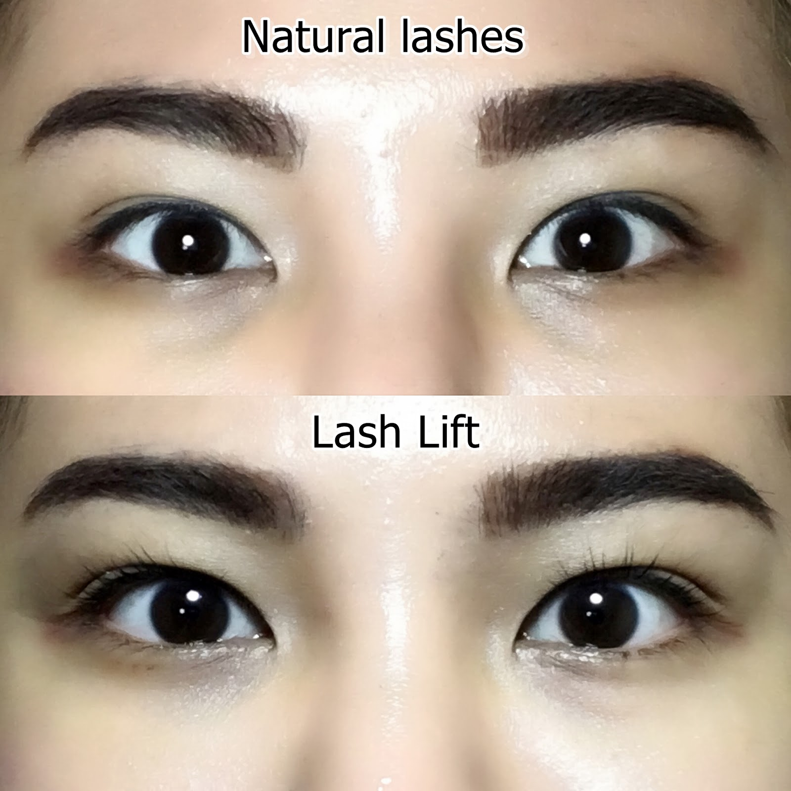 Beauty Recipe Lash Lift Semi Permanent Mascara Serenes Blog