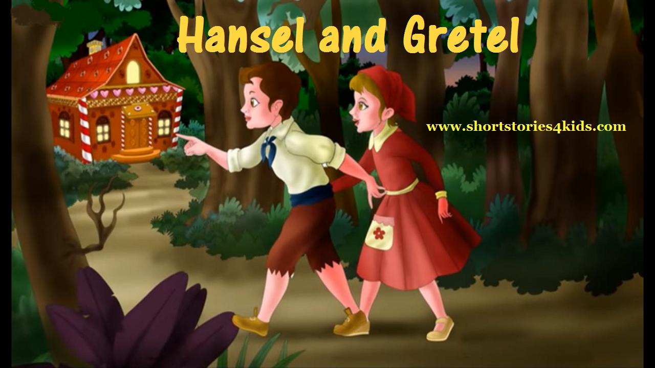 Hansel and Gretel ~ English Short Stories for Kids - Short Stories