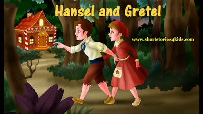 Hansel and Gretel Short Story with Pictures and PDF