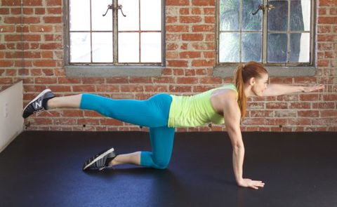 8 effective daily exercises for women after 40