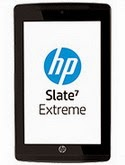 HP Slate7 Extreme Specs