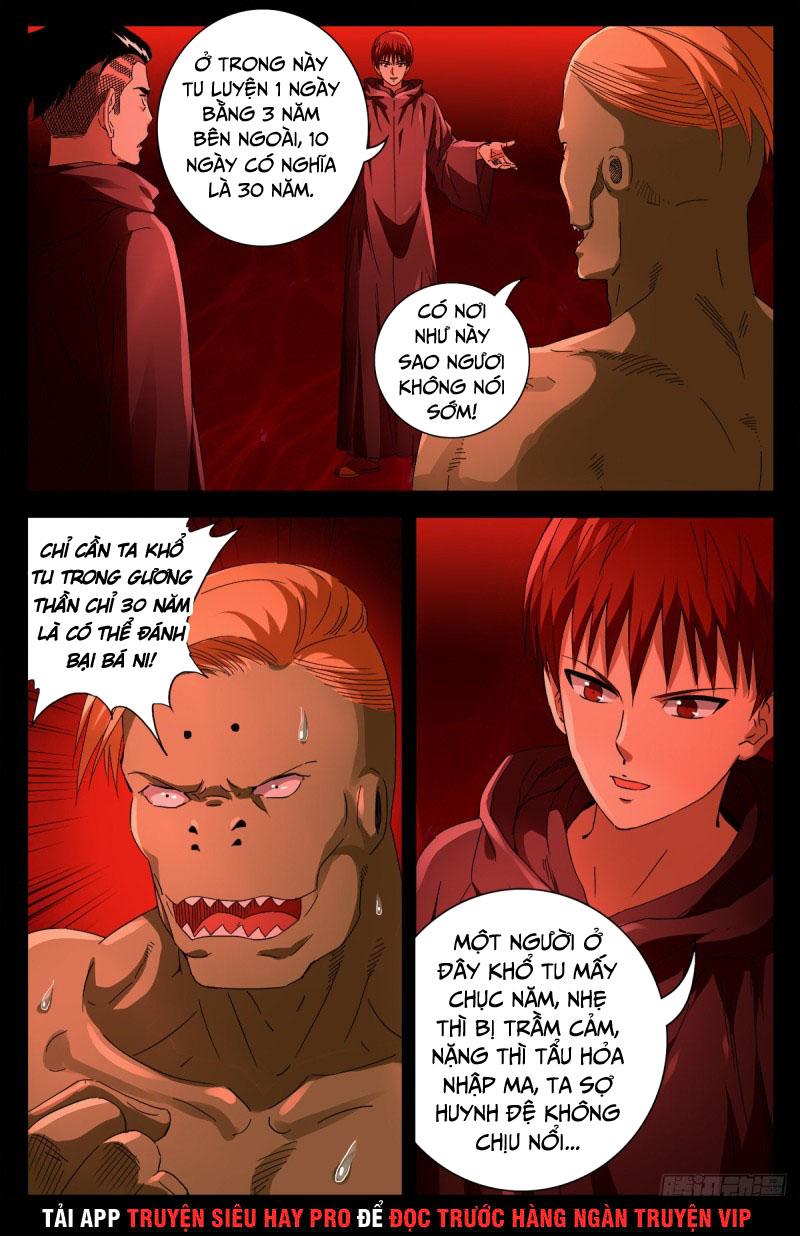Huyết Ma Nhân chap 694 - Trang 10