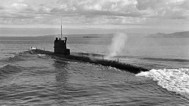 Tragédia atrás de tragédia: o que aconteceu com o submarino soviético K-19?