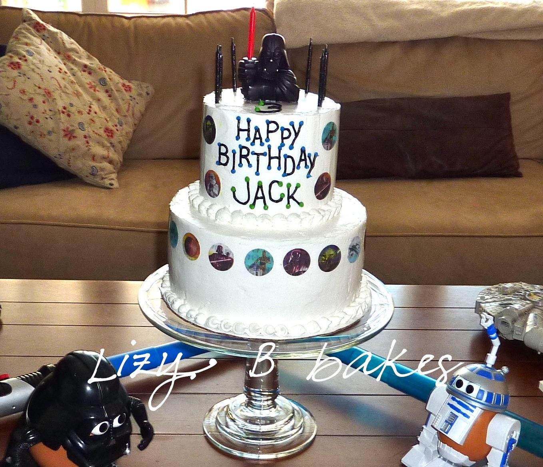 Lizy B: Happy Star Wars' Day