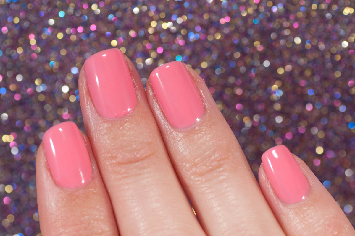 Pink Gellac Exotic Chaos Collection - 325 Taffy Pink