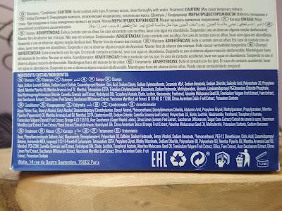 Nioxin System 6 Color Safe Chemically Treated Hair darčeková sada pre rednúce vlasy zloženie