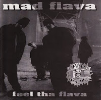 Mad Flava - 1993 - Feel The Flava (Promo CDS)