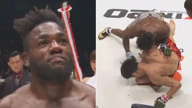 Manel Kape KOs Kai Asakura, Wins Bantamweight Title