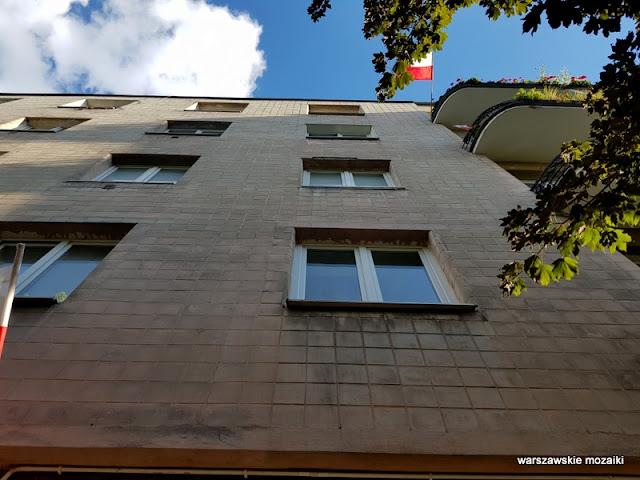 Warszawa Warsaw architektura architecture kamienica Ochota Stara Ochota