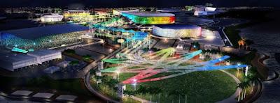 Couverture pour facebook Rio 2016