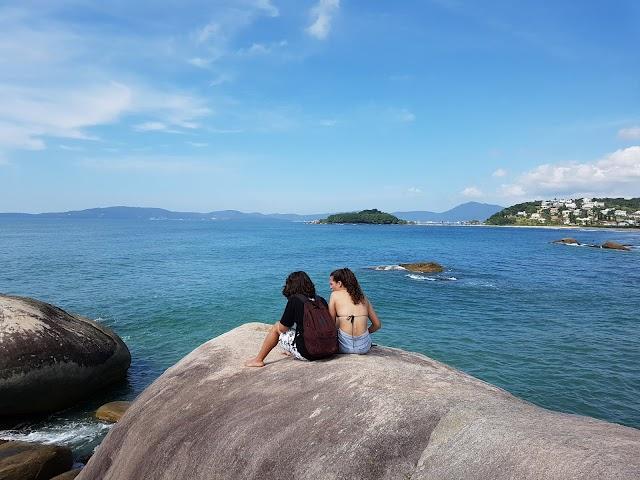 Praia da Ilhota Itapema