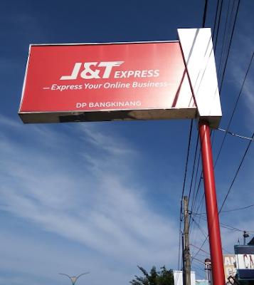 Alamat Agen J&T Express Di Kampar