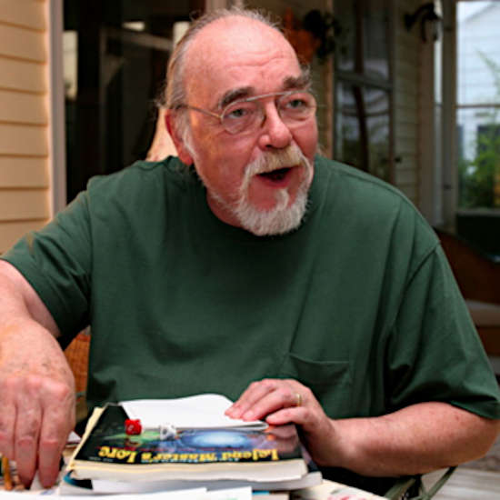 Gary Gygax - Dungeons and Dragons