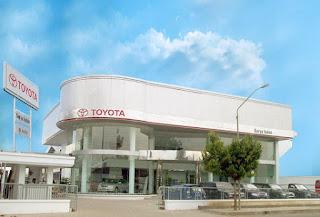 Surya Indah Motor (Dealer Toyota) Membuka Loker Kudus Sebagai Network Development Staff