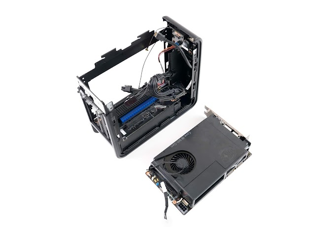 Kecil namun powerful, INTEL PCIe Computer untuk NUC Ghost Canyon