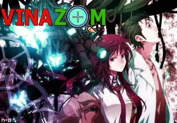 Anime Sci-Fi: Stein's; Gate
