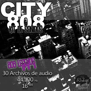 City 808 - Kit de sonidos de uso libre