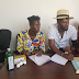 Ghanaian Music Executive Signs New Artist With Schnapps And Eggs (Photos)
