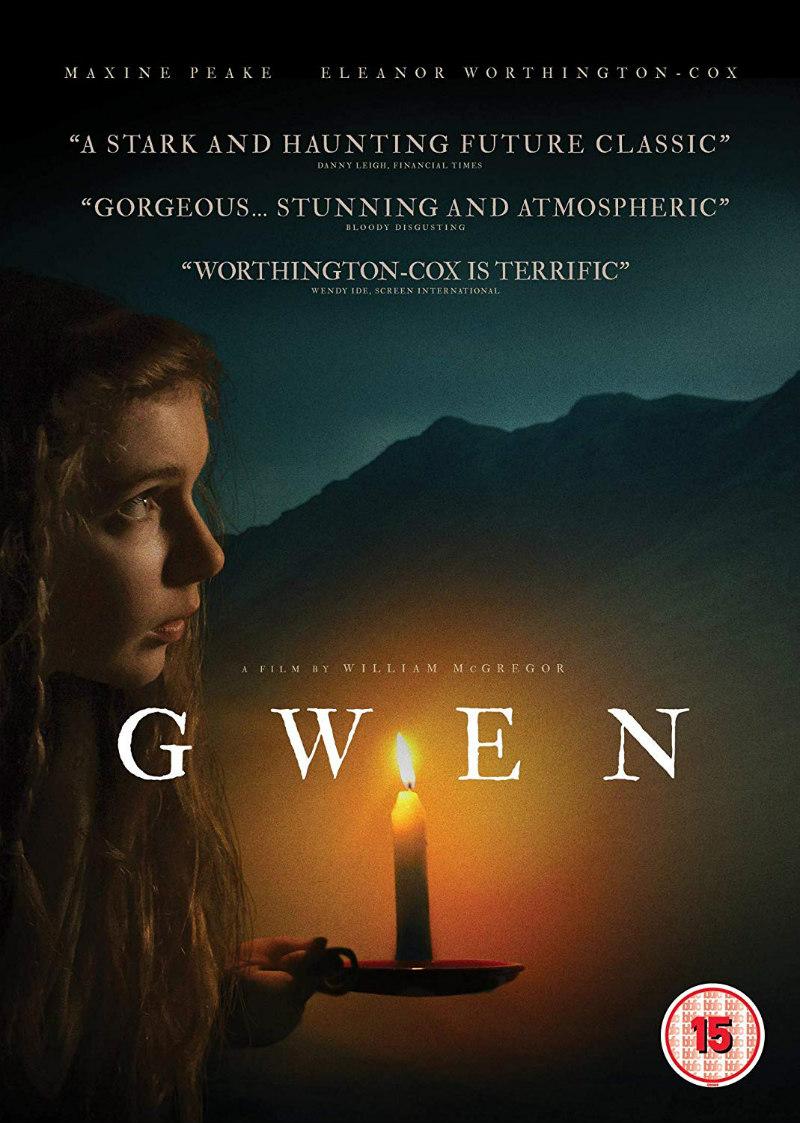 gwen dvd
