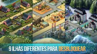 Jogo de simulação de construção de casas para android