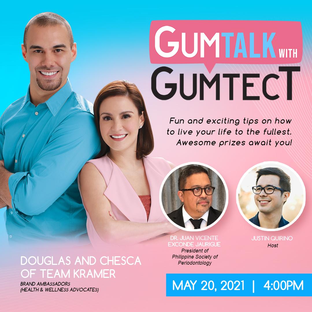 Film Geek Guy - Gumtalk with Gumtect