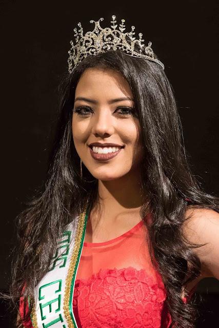 Eleita a Miss Ceilândia 2017