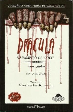 [Resenha] Drácula, O vampiro da Noite - Bram Stoker