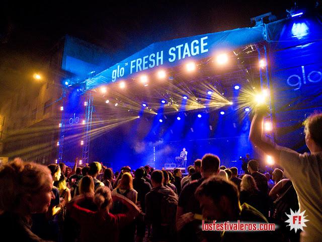 Saro / Festival Colours of Ostrava 2019, Dolni Vitkovice, Ostrava, CZ