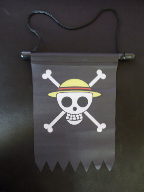 One Piece - Straw Hat Pirate Banner