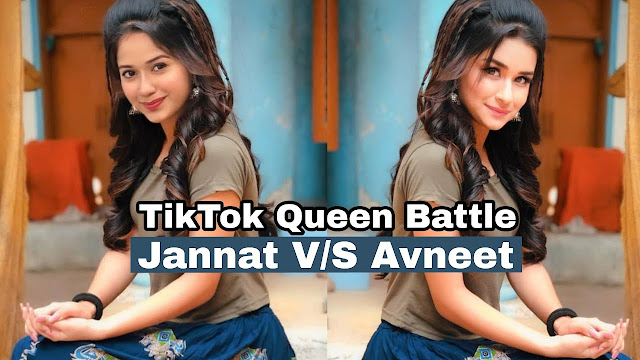 Jannat Zubair or Avneet Kaur : Who's the stylish TikTok Queen?