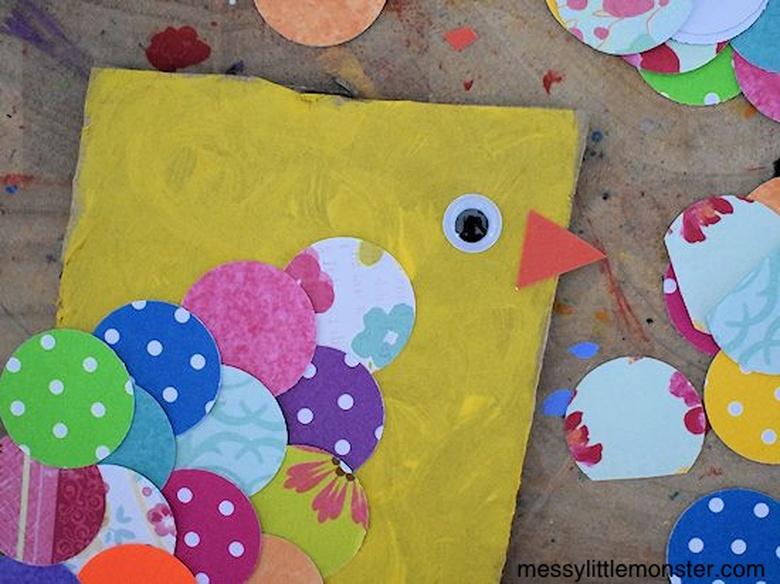 birds craft