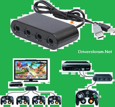 Mayflash-Gamecube-Adapter-Driver-Free-Download