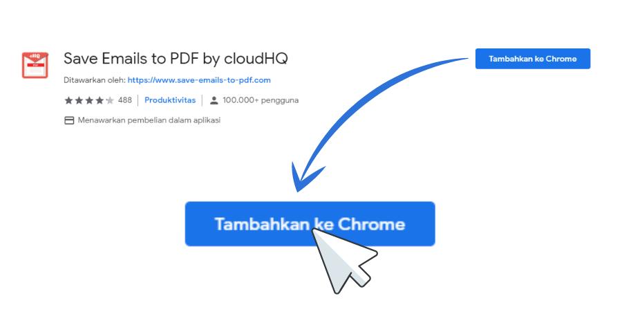 Cara Menyimpan Pesan Email di Gmail Menjadi File PDF